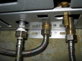 Шланги для котлов отопления