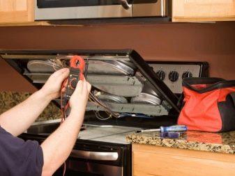 Замена стеклокерамической поверхности плиты