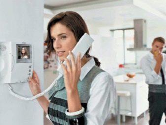 Видеодомофоны для квартиры схема подключения