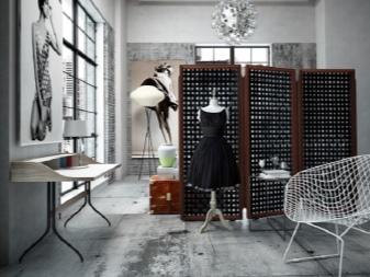 Ширма для комнаты (60 фото): простое зонирование пространства