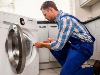 стиральная машина издает шум во время отжима