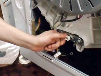 Замена тэна в стиральной машине индезит своими руками, советы