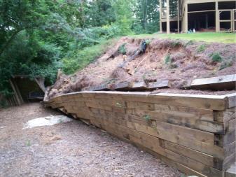 Не ползи Популярные методы укрепления склонов на участке