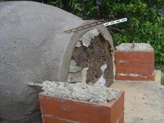 Огнеупорного бетон основание для бетона