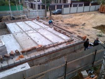 Фундамент из керамзитобетона пропорции перевозки бетонной смеси