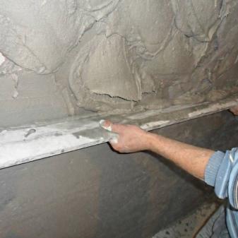 Жирным цементным раствором что лучше арболит керамзитобетон