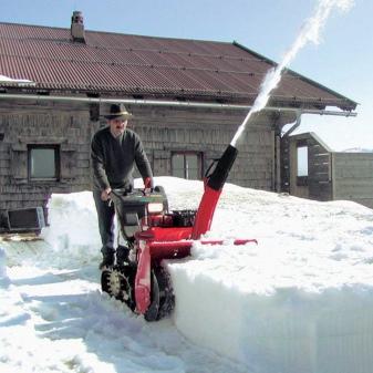 Редуктор снегоуборщика смазка редуктора выбор шестерни Какую смазку использовать Как его снять