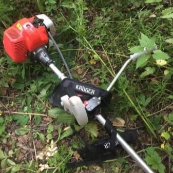 триммер для травы крюгер отзывы