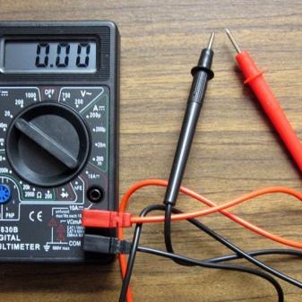 Как мультиметром проверить батарейки. Как проверить батарейку мультиметром: описание способа