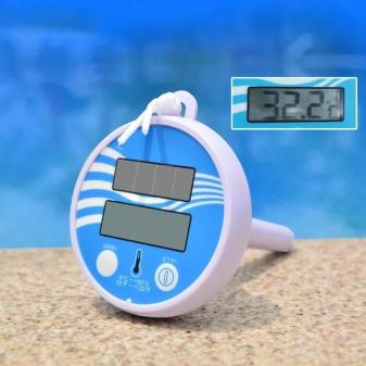 Термометры для бассейна: плавающий термометр для воды и электронный, с  выносным датчиком. Выбор термометра для детского бассейна