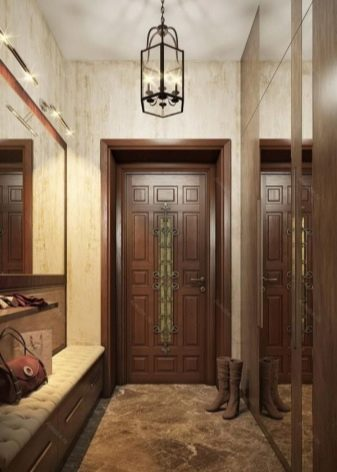 Малогабаритные прихожие для маленького коридора (68 фото): особенности выбора мебели небольших размеров, дизайн мини - прихожки - эконом-класса в квартире