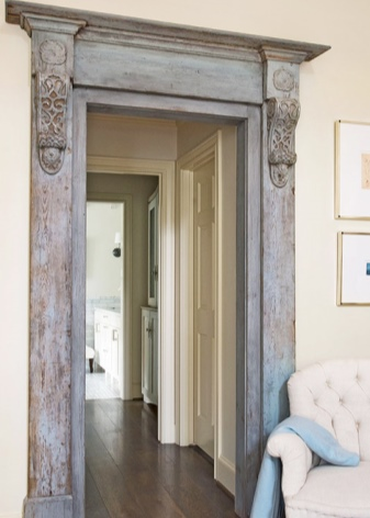 Как сделать опанелку межкомнатной двери