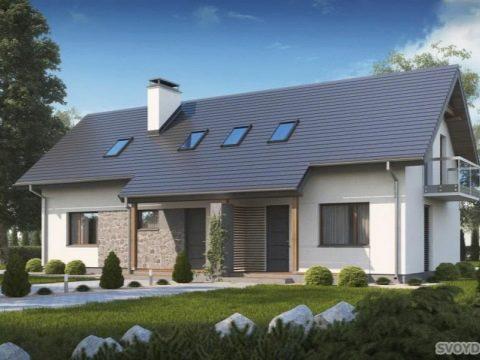 Изображение - Дом с разными входами раздел для двоих хозяев dom-na-dve-semi-s-dvumya-otdelnymi-vhodami-primery-proektov-22