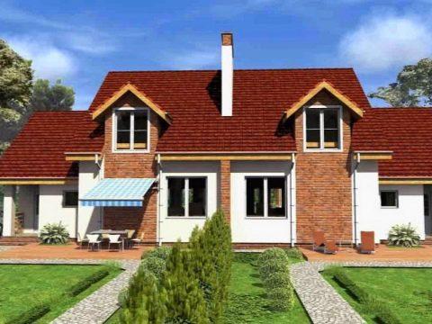 Изображение - Дом с разными входами раздел для двоих хозяев dom-na-dve-semi-s-dvumya-otdelnymi-vhodami-primery-proektov-43
