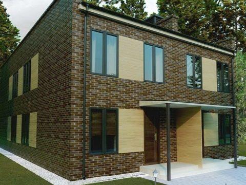 Изображение - Дом с разными входами раздел для двоих хозяев dom-na-dve-semi-s-dvumya-otdelnymi-vhodami-primery-proektov-49