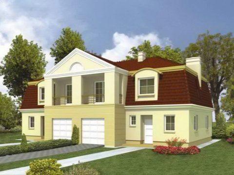 Изображение - Дом с разными входами раздел для двоих хозяев dom-na-dve-semi-s-dvumya-otdelnymi-vhodami-primery-proektov-60