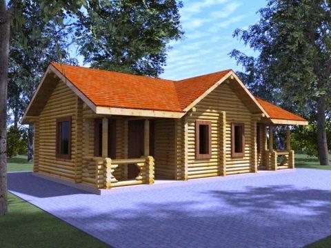 Изображение - Дом с разными входами раздел для двоих хозяев dom-na-dve-semi-s-dvumya-otdelnymi-vhodami-primery-proektov-64
