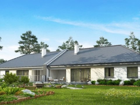 Изображение - Дом с разными входами раздел для двоих хозяев dom-na-dve-semi-s-dvumya-otdelnymi-vhodami-primery-proektov-96