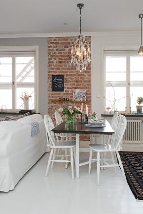 дизайн кухни гостиной 20 кв м фото с зонированием 7
