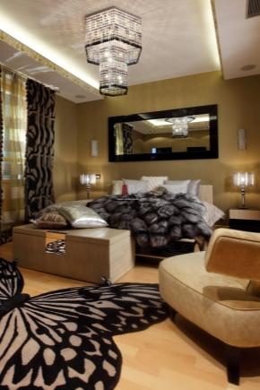 Спальня в стиле «Арт-деко»