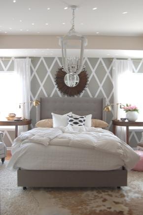 Выбираем цвет стен для спальни