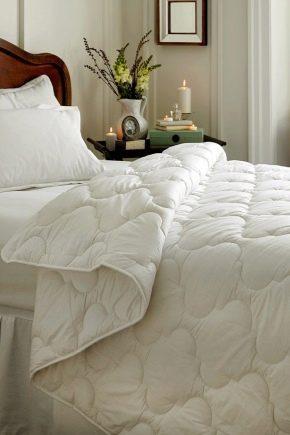 Одеяла из эвкалипта