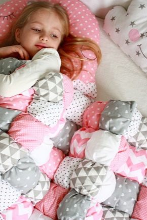 Одеяло «Бонбон»