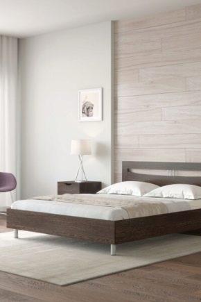 Выбираем кровать из ЛДСП