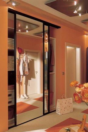 шкаф в прихожую идеи дизайна 50 фото встраиваемые и дизайнерские