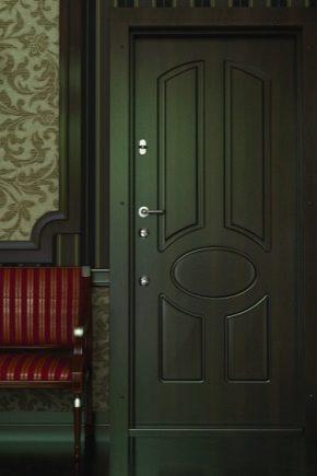 Доборы на входные двери