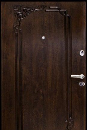 Двери «МетаЛюкс»: виды и особенности