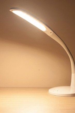 Настольные светодиодные лампы