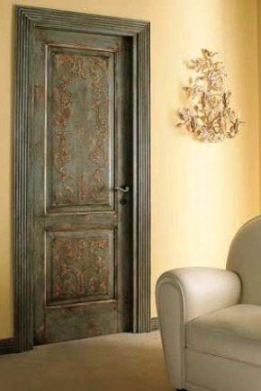 Особенности дверей из массива дерева