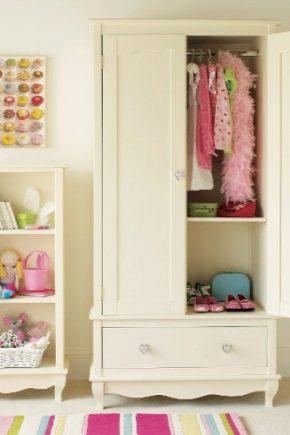 Шкаф-комод: особенности выбора