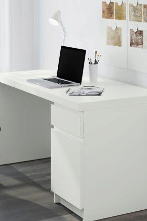 Столы Ikea: модные модели