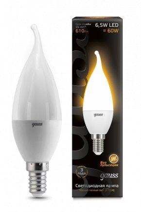 Светодиодные лампы в виде свечи