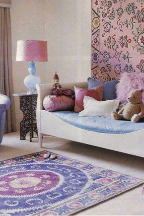 Тканые ковры