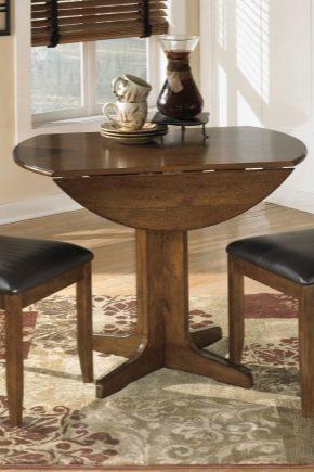 Как правильно выбрать стол-книжку?