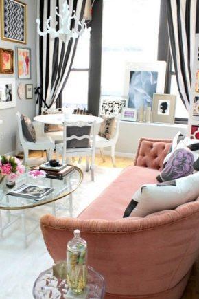Квартира-студия: создание красивого интерьера