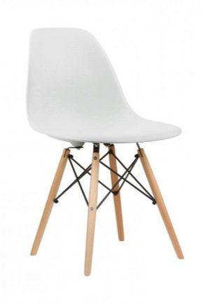 Особенности белого стула