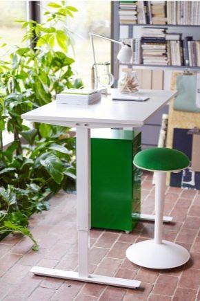 Регулируемые столы: особенности и характеристики