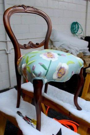 Пружинное кресло своими руками 970