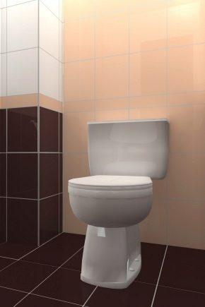 Плитка напольная в туалет