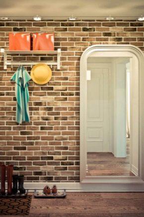 Плитка под кирпич: особенности и преимущества