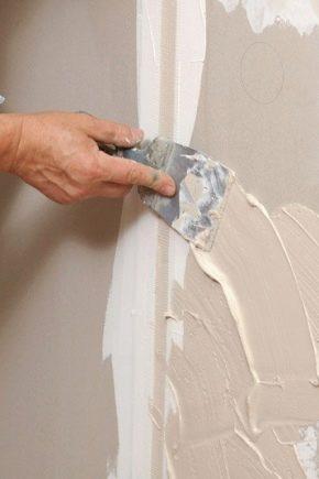 Сколько накладываеться в мм на стены шпатлевки купить краску для покраски стен в волгограде