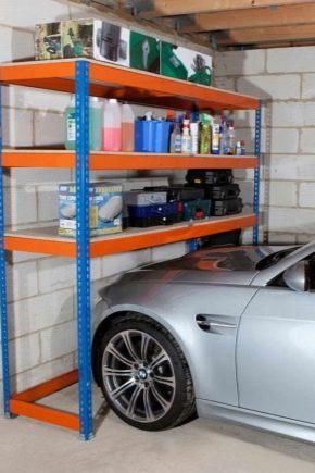 Подвесные стеллажи для гаража купить купить гараж в омске север 27