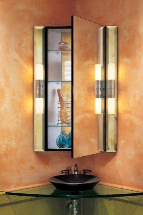 Шкаф для ванной комнаты подвесной мебель ванных комнат спб