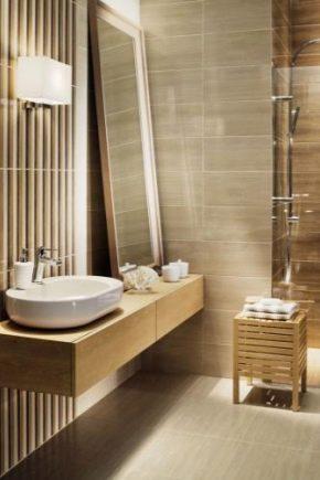 Выбор польской плитки для ванной комнаты