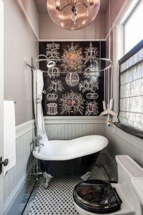 ванная комната дизайн фото 6 кв м санузел совмещенный 6