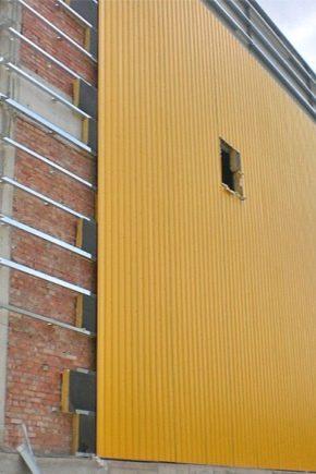Штукатурка фасадов частных домов фото